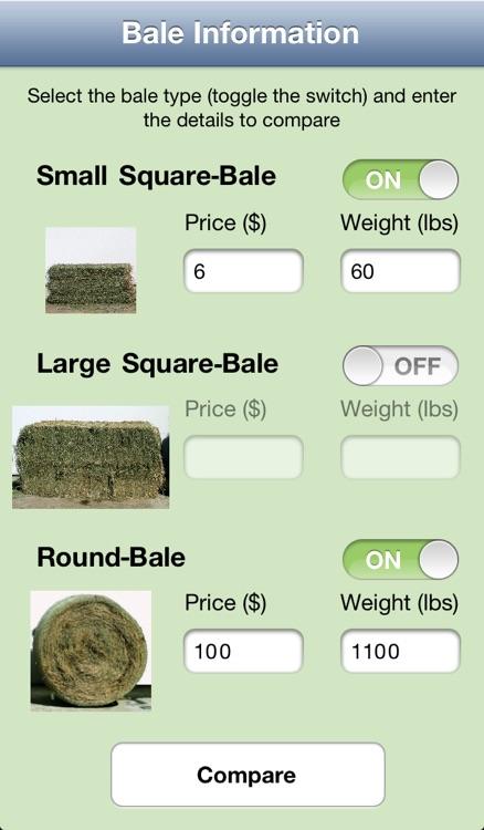 Hay Price Calc