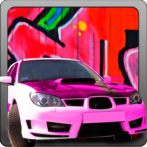 A Street Car Race HD - Full Version icon