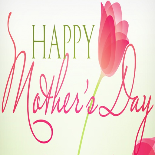 Mother's day card. Customize and send mother's day greeting cards! icon