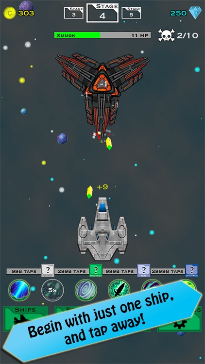 Shooty Ships Clicker screenshot-0