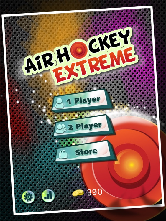 Air Hockey Extreme HD - 2 Player screenshot-0