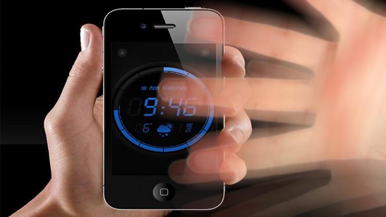 Wave Alarm - Motion Control Alarm Clock screenshot-3