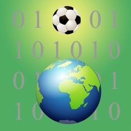 Football World Championship Stats for iPad