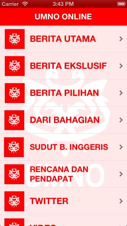 UMNO screenshot-1