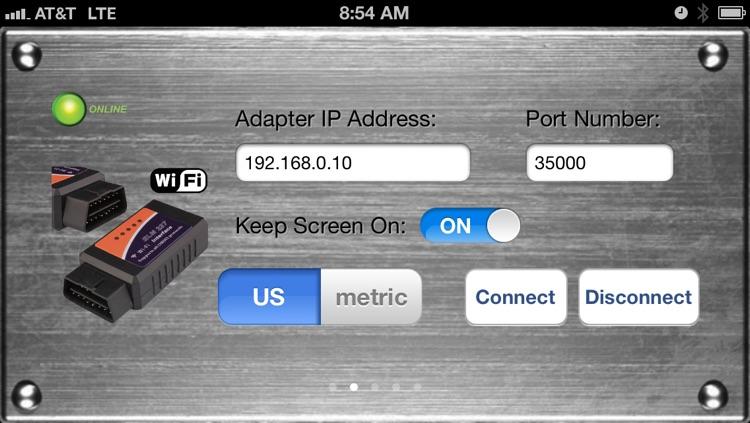 Dyno Chart - OBD II Engine Performance Tool screenshot-3