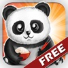 Hungry Panda Feed Him Fat Saga - Free Puzzle Game