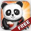 Hungry Panda Feed Him Fat Saga - Free Puzzle Game