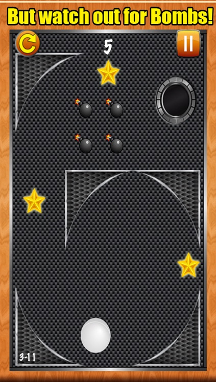 Roll me: The Impossible Snooker screenshot-4