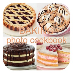 Baking - Photo Cookbook