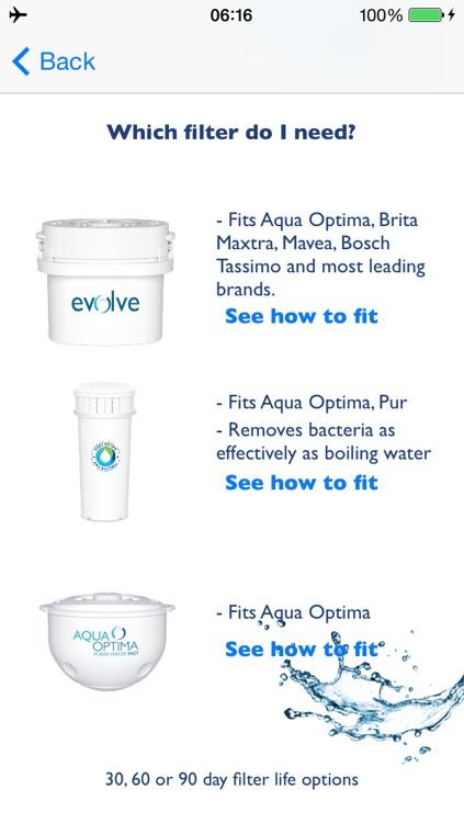 Water Filter screenshot-3