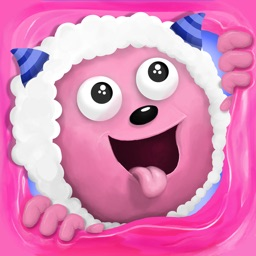 Sheep Bubble Trapped Rolls To Mega Heights - Sheep Might Be Crazy But Not Angry - The Best Fun And Addicting Adventure Doodle Run, Roll, and Jump Ball Platformer Game Doing Stunts - Casual Game On Fire