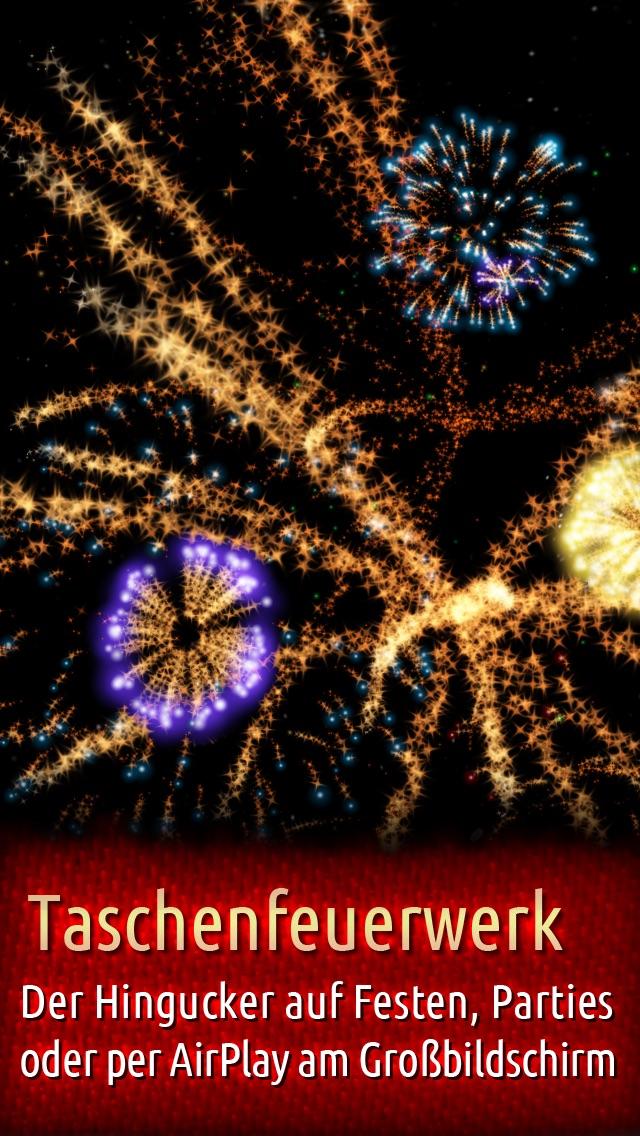 Feuerwerk 4DScreenshot von 2