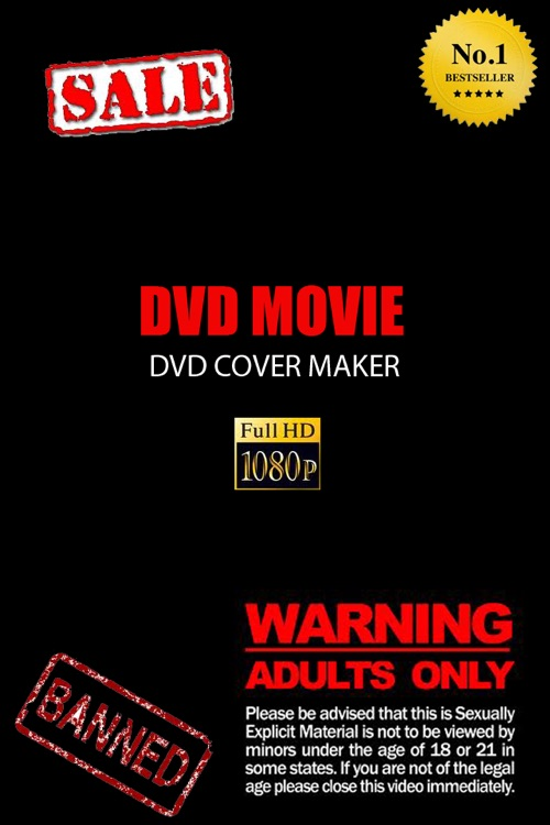 DVD Movie Cover Maker