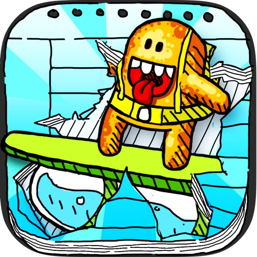 Doodle Rush! - A delightful and quirky sketch game