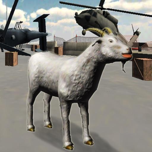 Коза Веселая Неограниченный 3D симулятор
