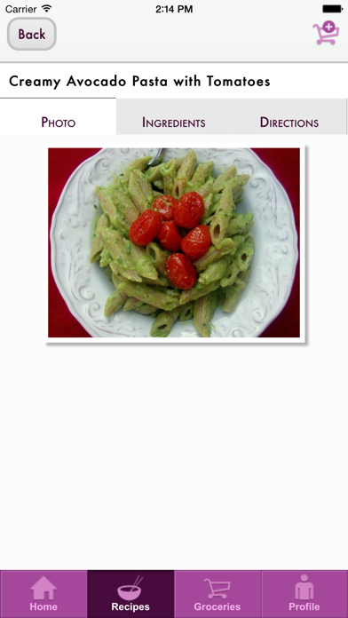 Flat Belly Diet Coach - Healthy Weight Loss Plan with Recipes Screenshot