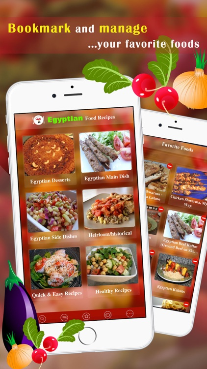 Egyptian Food Recipes screenshot-3