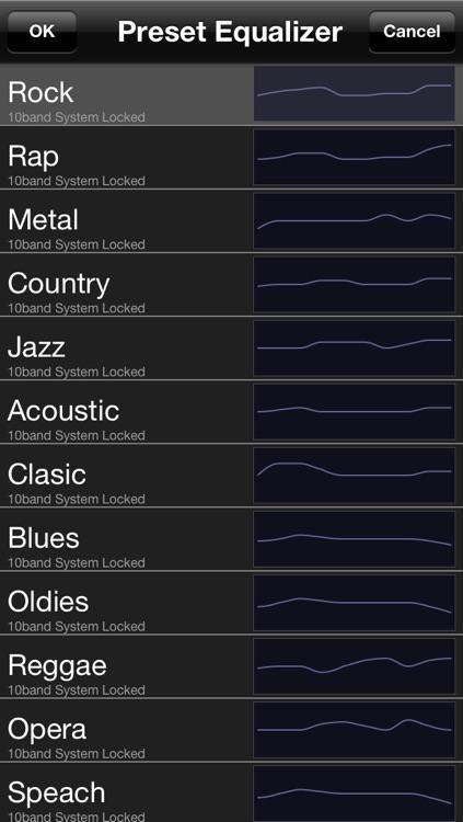SuperLoud Standard - Amazing Quality Equalizer screenshot-4