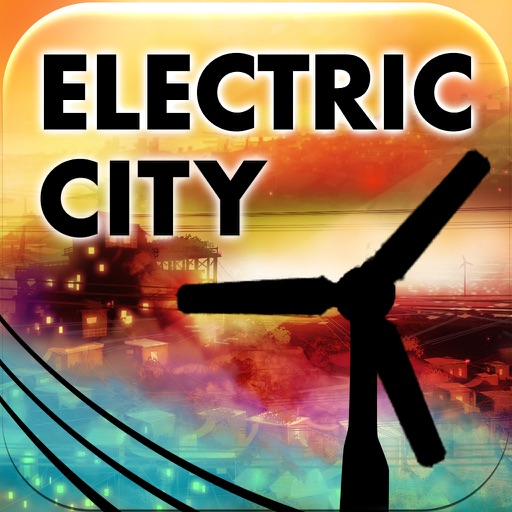 Electric City - A New Dawn icon