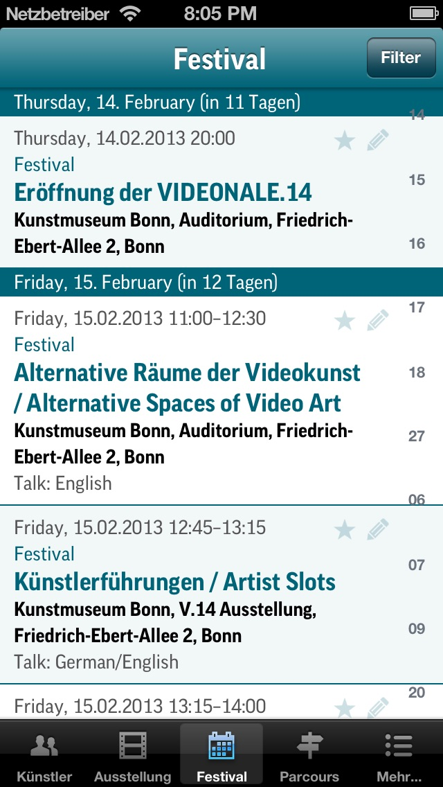 VIDEONALE.14Screenshot von 4