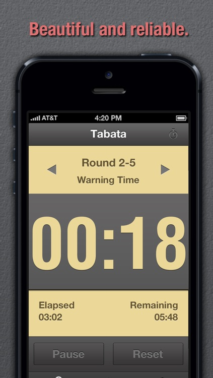 Round Timer Pro - For Fitness and Workouts
