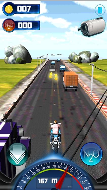 City Bike Racing Challenge
