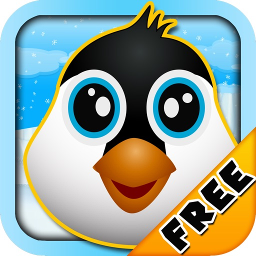 My Baby Penguin : Artic Kong Race