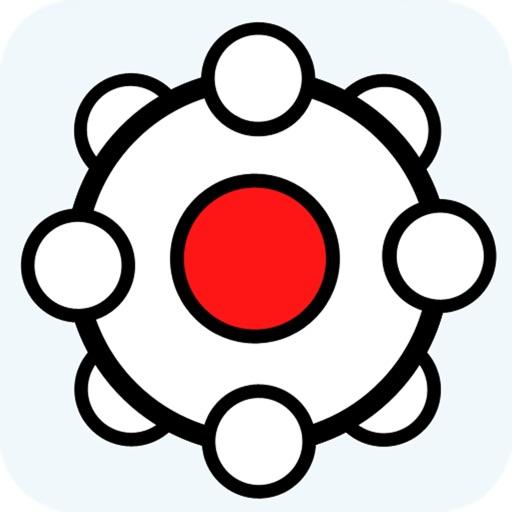 Circle Move icon