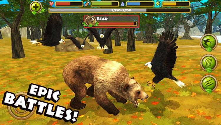 Eagle Simulator screenshot-3