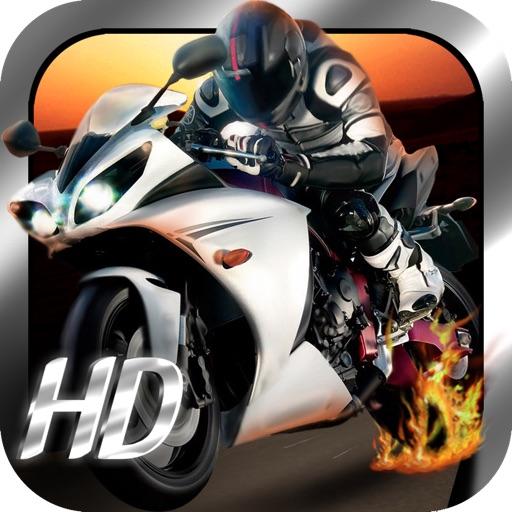 A Desert Outlaw Bike Race Police Chase : PD Nitro 3 HD