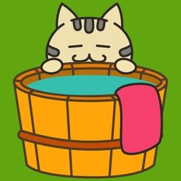 風呂ねこの生活