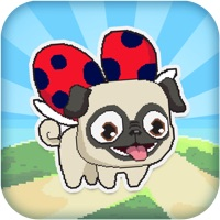 Codes for Le Pugbug Fly! -  Adventure Run of a Tiny Flying Puppy Pug Ladybug Hack