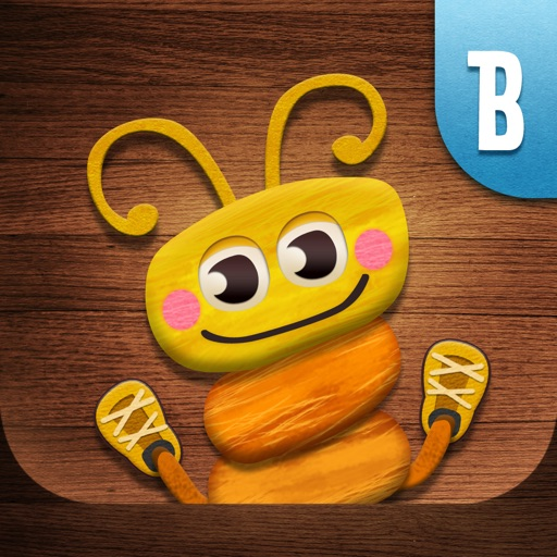 Counting Caterpillar iOS App