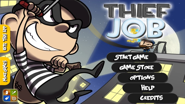 Thief Job Screenshot