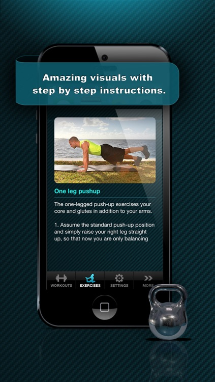Push up Free - Fitness Workouts for Upper Strength screenshot-1