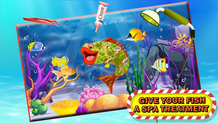 Fish Adventure under water fun