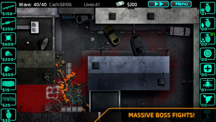SAS: Zombie Assault TD screenshot-3