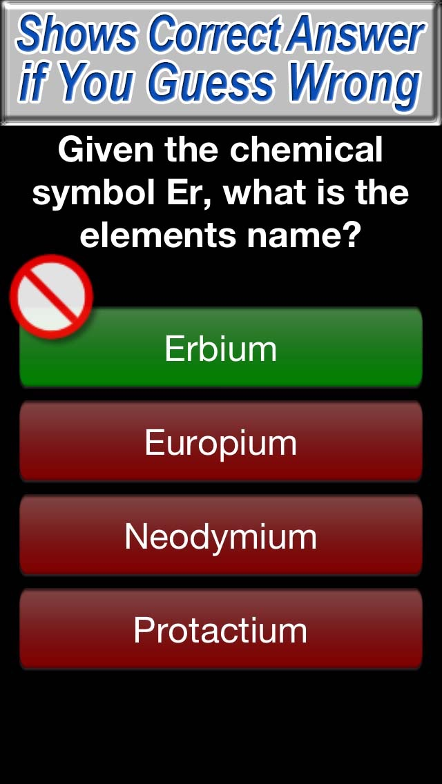 Periodic Table Quiz Free - The Fun Chemistry Practice Test
