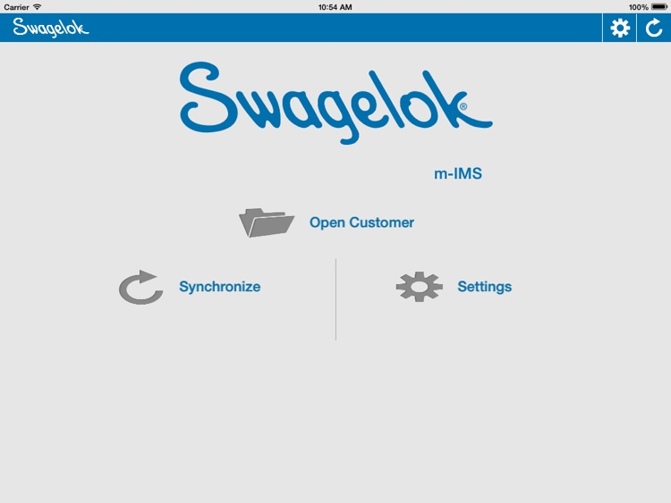 Swagelok® m-IMS by Swagelok