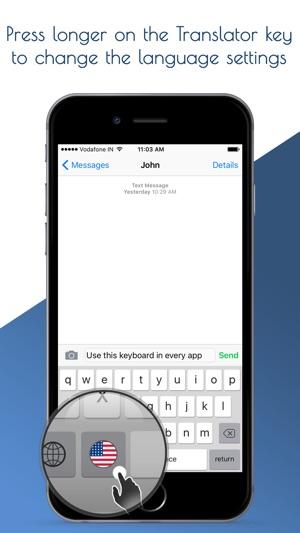 Translator Keyboard on the App Store