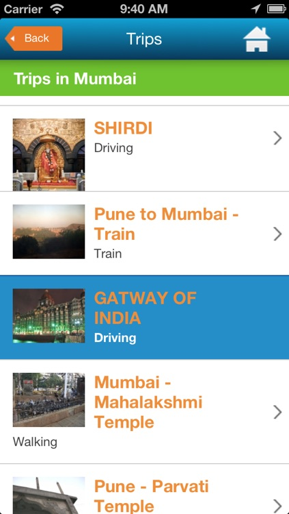 Mumbai guide, hotels, map, events & weather screenshot-4