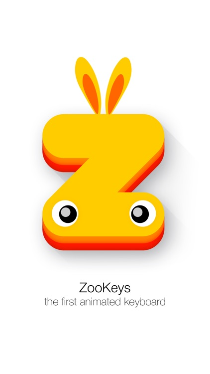 ZooKeys - First Animated Keyboard!