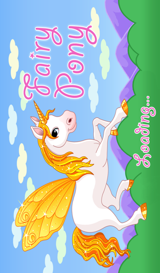 A Fairy Pony - Little Unicorn & My Magic Adventure - Racing Game / Gratisのおすすめ画像1
