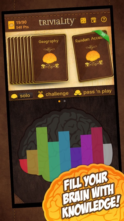 Triviality™ - The Ultimate Brain Game
