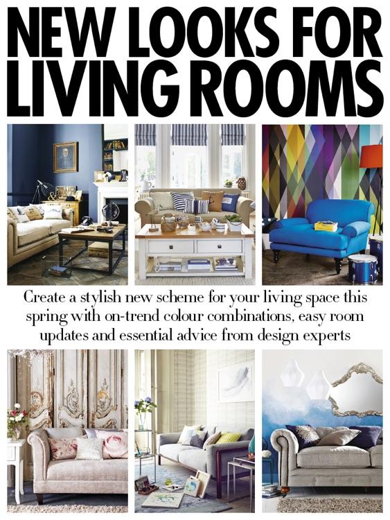 New Looks for Livingrooms