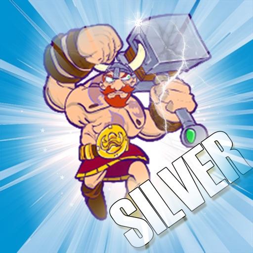 Viking Warrior vs Zombie Defense ACT TD - War of Chaos Silver Version