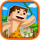 8 Bit Jungle Hero - Jump-y Pixel People Adventure Land Saga icon