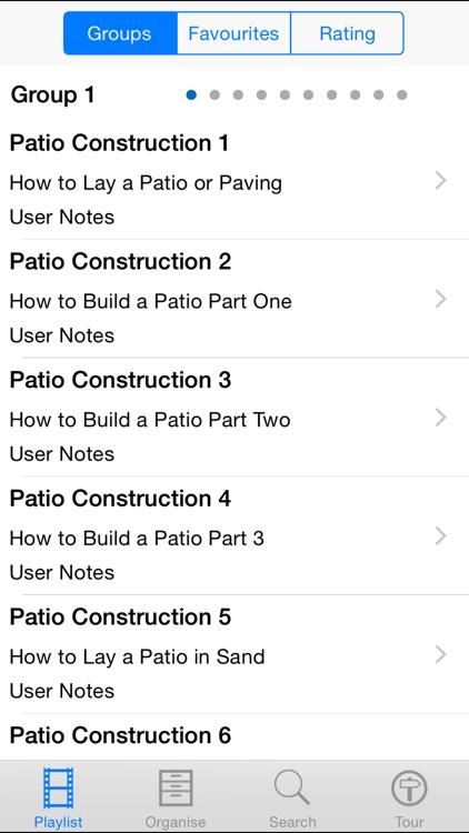 Patio Construction