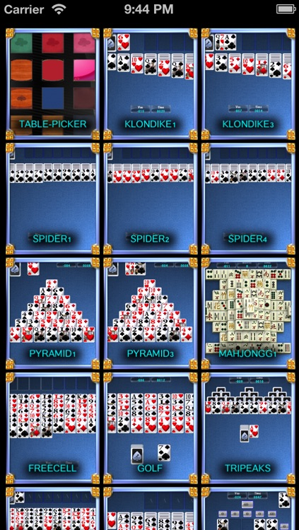 Solitaire Multipack by Nerdicus Rex screenshot-0