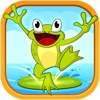 Crazy Froggy Frog Challenge - Cute Lilypad Jumping Board Puzzle